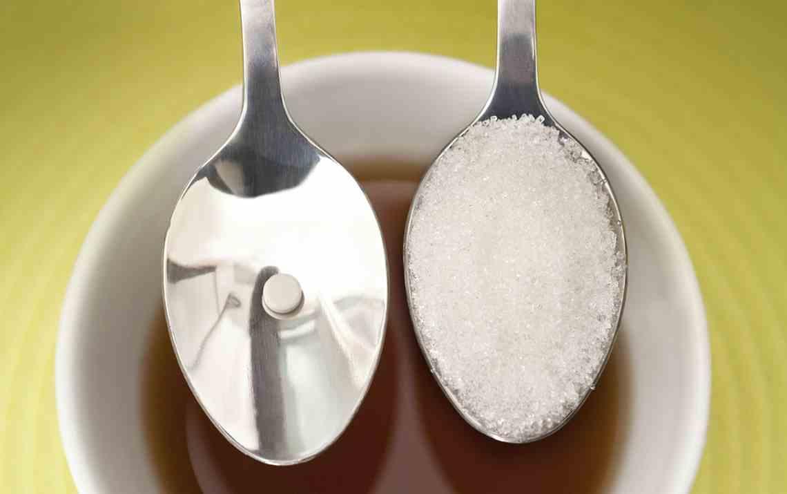 Aspartam Nedir Tatlandırıcı Zararları Nelerdir
