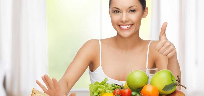 Меню на неделю для похудения: здоровое, сбалансированное