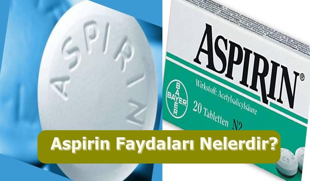 Aspirin Sağlığa Zararlı Mıdır